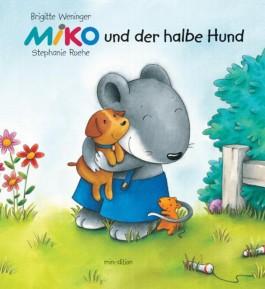Miko und der halbe Hund