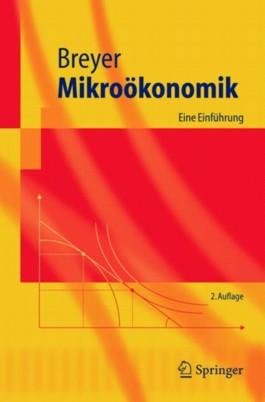 Mikroökonomik. Eine Einführung