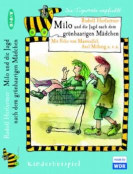 Milo und die Jagd nach dem grünhaarigen Mädchen