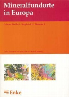 Mineralfundorte in Europa