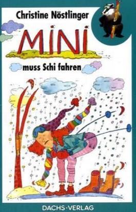 Mini muss Schi fahren