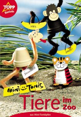 Mini-Tonis, Tiere im Zoo aus Mini-Töpfen