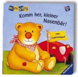 ministeps® Bücher: Komm her, kleiner Nasenbär!