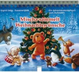 Mischa sammelt Weihnachtswünsche