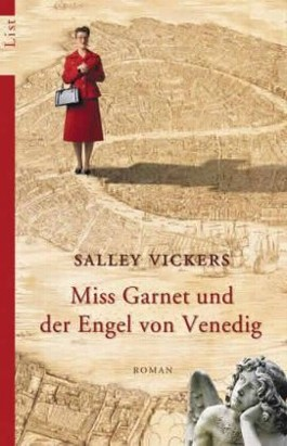 Miss Garnet und der Engel von Venedig