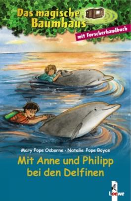 Mit Anne und Philipp bei den Delfinen