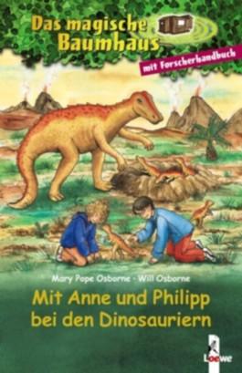 Mit Anne und Philipp bei den Dinosauriern