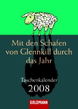 Mit den Schafen von Glennkill durch das Jahr, Taschenkalender 2008