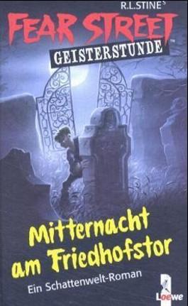 Mitternacht am Friedhofstor