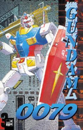 Mobile Suit Gundam 0079. Bd.3
