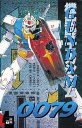 Mobile Suit Gundam 0079. Bd.4