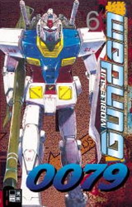 Mobile Suit Gundam 0079. Bd.6