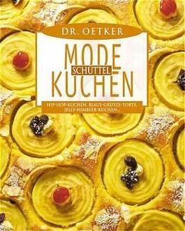 Mode-Schüttel-Kuchen