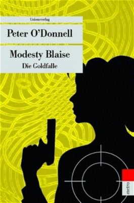 Modesty Blaise - Die Goldfalle