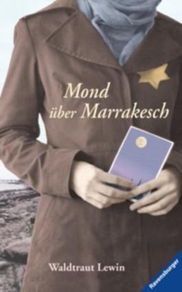 Mond über Marrakesch