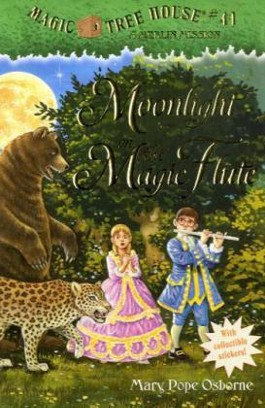 Magic Tree House - Moonlight on the Magic Flute