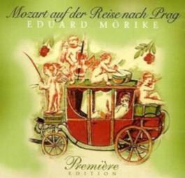 Mozart auf der Reise nach Prag, 2 Audio-CDs