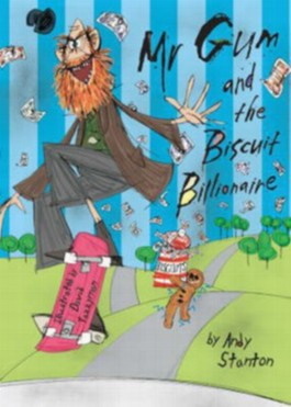 Mr. Gum and the Gingerbread Billionaire