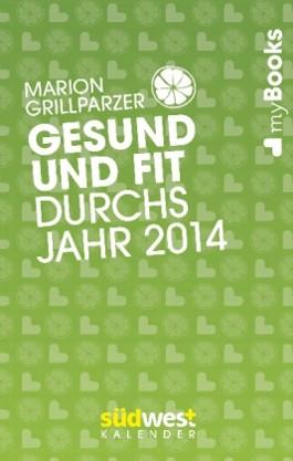 myBook - Gesund und fit durchs Jahr, Taschenkalender 2014