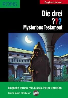 Mysterious Testament, m. MP3-CD