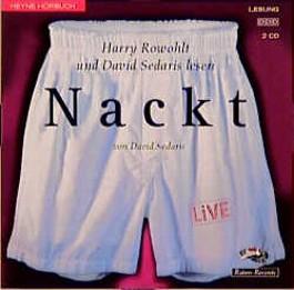 Nackt. 2 CDs.I