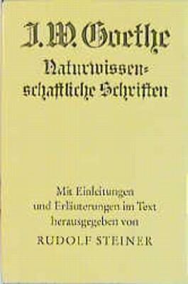 Naturwissenschaftliche Schriften, 5 Bde.