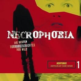Necrophobia, Die besten Horrorgeschichten der Welt Tl.1