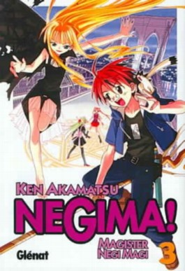 Negima! 3