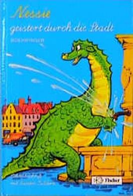Nessie geistert durch die Stadt