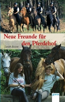 Neue Freunde für den Pferdehof