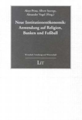 Neue Institutionenökonomie