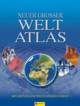Neuer grosser Weltatlas mit Weltländerlexikon