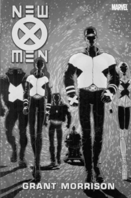 New X-men Ultimate Collection Book 1