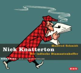 Nick Knatterton, Der indische Diamantenkoffer