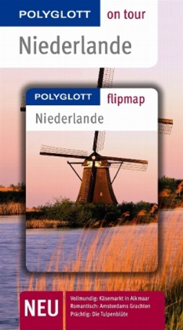 Niederlande - Buch mit flipmap