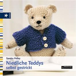 Niedliche Teddys selbst gestrickt