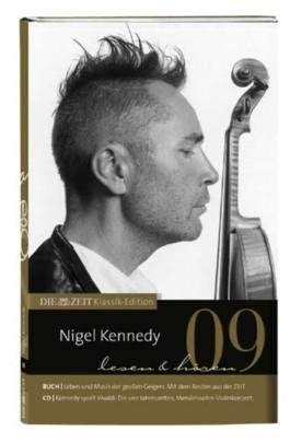 Nigel Kennedy lesen und hören, Buch und Audio-CD