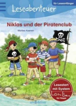 Niklas und der Piratenclub
