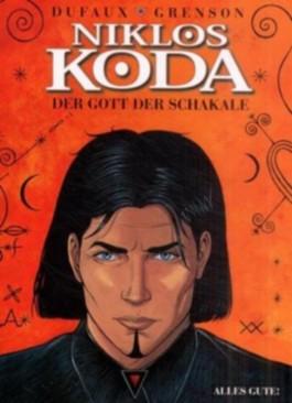 Niklos Koda, Bd.2, Der Gott der Schakale