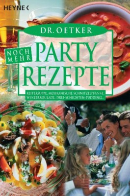 Noch mehr Partyrezepte