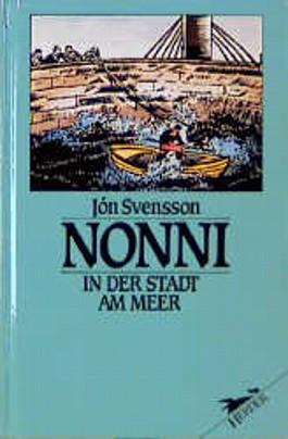 Nonni in der Stadt am Meer