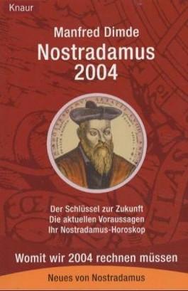 Nostradamus 2004