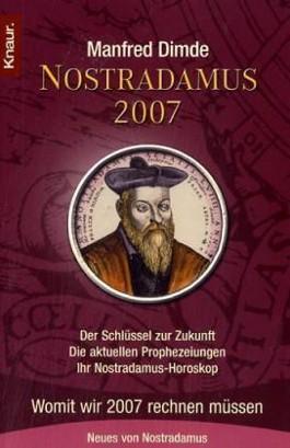 Nostradamus 2007