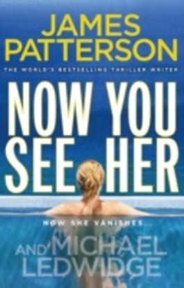 Now You See Her. Herzstoß, englische Ausgabe. Now she Vanishes ...