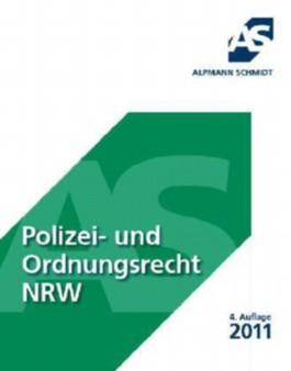 NRW, Polizei- und Ordnungsrecht