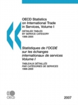 OECD Statistics on International Trade in Services 2007, Volume I, Detailed Tables by Service Category