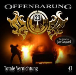 Offenbarung 23, Totale Vernichtung, 1 Audio-CD