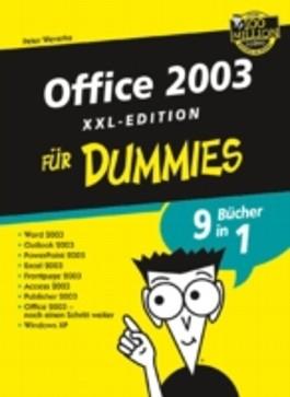 Office 2003 Fur Dummies, XXL-Edition