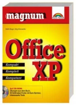Office XP, m. CD-ROM