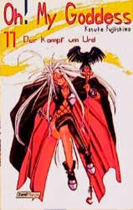Oh! My Goddess 11. Der Kampf um Urd.